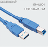 Cable USB 3.0 AM a BM cable cable de computadora