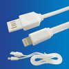 Cable USB iPhone doble cara
