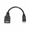 Cable usb otg nanocable 10.01.3500 - adaptadores micro usb macho a