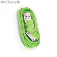 Cable usb para apple iphone 1 / 3g / 3gs / 4 / 4s cable datos