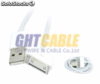 Cable USB para iphone 4 iphone 4s