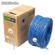 Cable utp Cat5 - Rollo 305Metros
