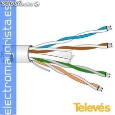 Cable utp CAT6(305 mtrs)