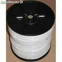 Cable utp gris cal 24 cat 5E 305 mts interior 4 pares