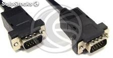 Cable vga 1.8m HD15-m/m (VS53-0002)