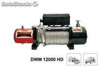 Cabrestante Electrico dragon winch dwm 12.000 hd - 5.443 Kg
