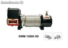 Cabrestante Electrico dragon winch dwm 13.000 hd - 5.897 Kg