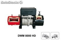 Cabrestante Electrico dragon winch dwm 8.000 hd - 3.629 Kg
