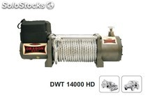 Cabrestante Electrico dragon winch dwt 14000 hd - 6.350 Kg