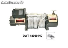Cabrestante Electrico dragon winch dwt 18000 hd - 8.165 Kg