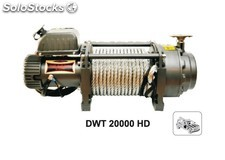 Cabrestante Electrico dragon winch dwt 20000 hd - 9.072 Kg