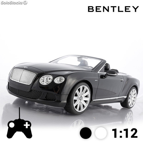 cabrio bentley continental gt ferngesteuertes auto. Black Bedroom Furniture Sets. Home Design Ideas