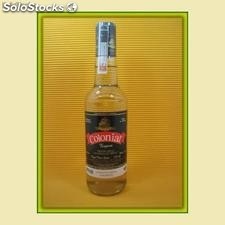 Cachaça Colonial Export Ouro 500ml