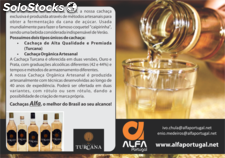 Cachaça Exclusiva Alfa Portugal