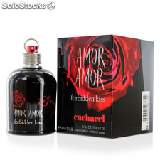 Cacharel - amor amor forbidden kiss edt vapo 100 ml
