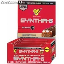 Cad.30/06/16 BSN Syntha-6 Deluxe Protein Bar 12 barritas x 90 gr