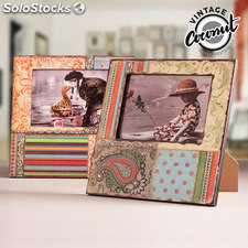 Cadre photo Vintage Coconut