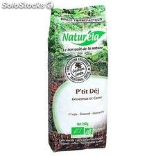 Cafe bio ml p'tit DEJ250G