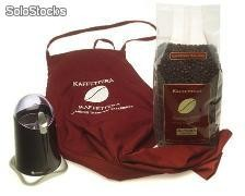Café in grains/melange vending-espresso bar-top bar100% arabica