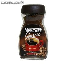 Café Soluble Nescafé Natural 100 Gr