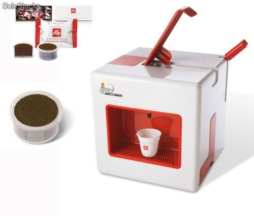 Cafetera cubetto ies illy cafe - Cafetera illy ...