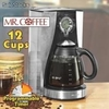 Cafetera digital autoprogramable mr. Coffee, para 12 tazas!! - Foto 3
