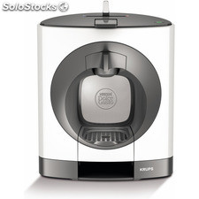 Cafetera dolce gusto krups oblo. Kp-1108IB blanca - krups - 8432322248464 -