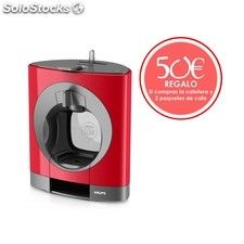 Cafetera dolce gusto krups oblo kp1105 ib