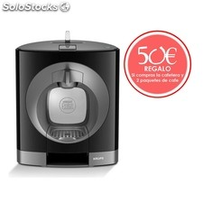 Cafetera dolce gusto krups oblo kp1108ib negro
