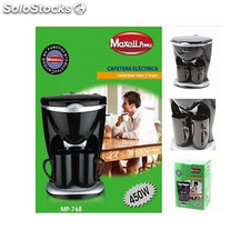 Cafetera electrica 450W Maxellpower