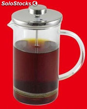 Cafetera embolo irene 600ML microondas