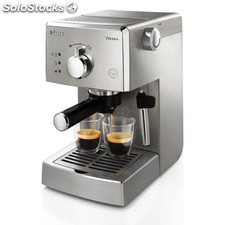 Cafetera Express de Brazo Philips HD8427/11 Saeco Poemia 15 bar 1,25 L 950W Inox
