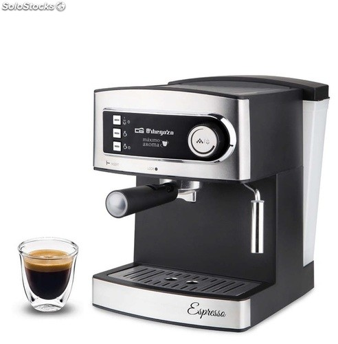 Cafetera Express orbegozo EX3000