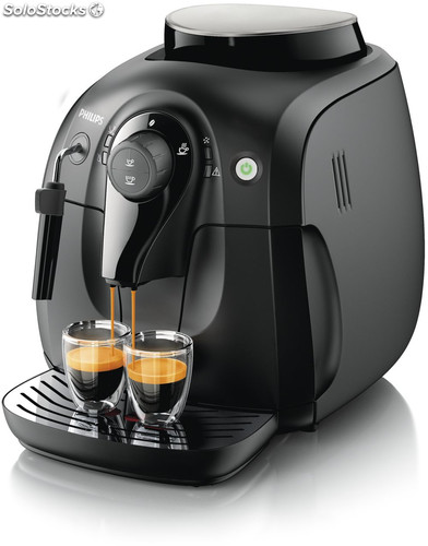 Cafetera Express philips HD8651