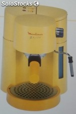 Cafetera expresso gusto moulinex a DP4 42 amarillo