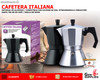 Cafetera italiana 12 tazas - we houseware - Foto 1