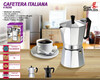 Cafetera italiana 9 tazas - we houseware