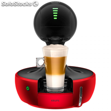 Cafetera krups dolce gusto drop kp 3505 rojo