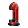 Cafetera Krups Dolce Gusto Fontana KP3006 rojo