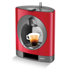 Cafetera KRUPS KP1105 Dolce Gusto Oblo 15 bares roja