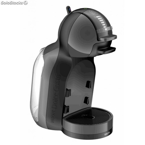 Cafetera Negra/Gris Krups Dolce Gusto Mini Me