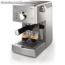 Cafetera philips saeco hd-8327 inox 15BARES