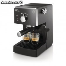 Cafetera PHILIPS saeco poemia focus - manual 950w 15 bar dep. 1l pannarello