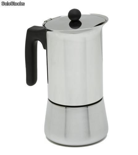 Cafeti re expresso italienne 12 tasses alza for Fournisseur cuisine italienne