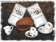 Caffè Tabù Top quality in grani 1 kg coffee