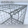 Cages gabions
