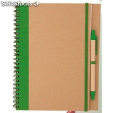 Cahier colored - MyProGift.com - 102387