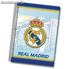 Cahier Real Madrid