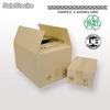 Caisse Carton Simple Cannelure plus de 50 cm 70 x 35 x 30 cm