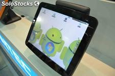 Caisse enregistreuse tactile terminal point de vente Android pos